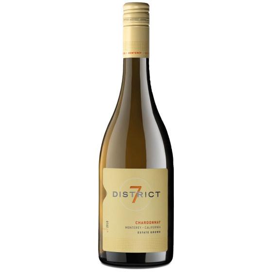 Scheid Family Wines District 7 Estate Grown Chardonnay
