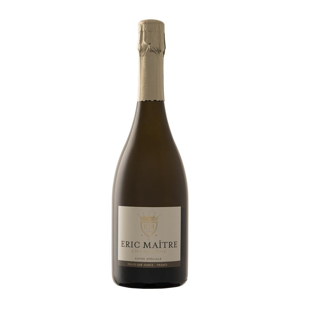 Eric Maître Champagne Eric Maître, Cuvée Spéciale Blanc de Noir
