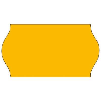 Sato Sato Prijsetiketten fluor oranje 22x12mm  (42x1500 stuks)