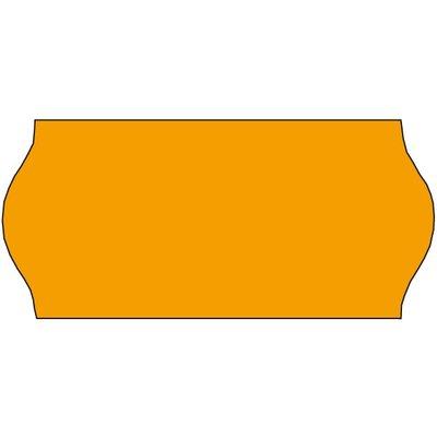 Sato Prijsetiketten fluor oranje 26x12mm  (36x1500 stuks)