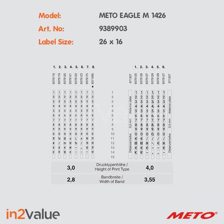 METO Meto Eagle Prijstang M 1426