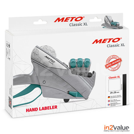 METO Meto Classic Prijsapparaat, type XL 3329