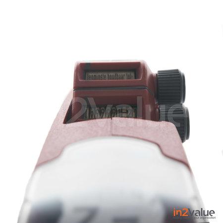 METO Startpakket: Eagle M 2026 HACCP  + 6 rollen etiketten + strip inkt