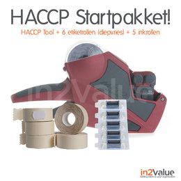 METO Startpakket: Meto  Eagle HACCP Tool incl. accessoires