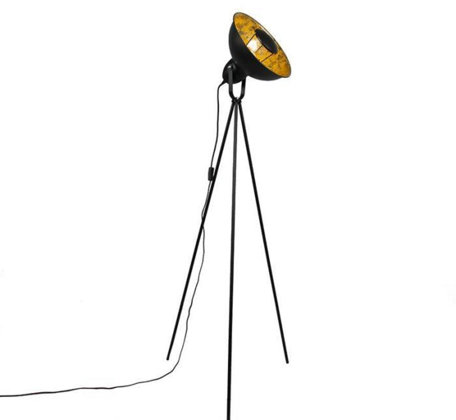 Vloerlamp Magna 25 mat zwart