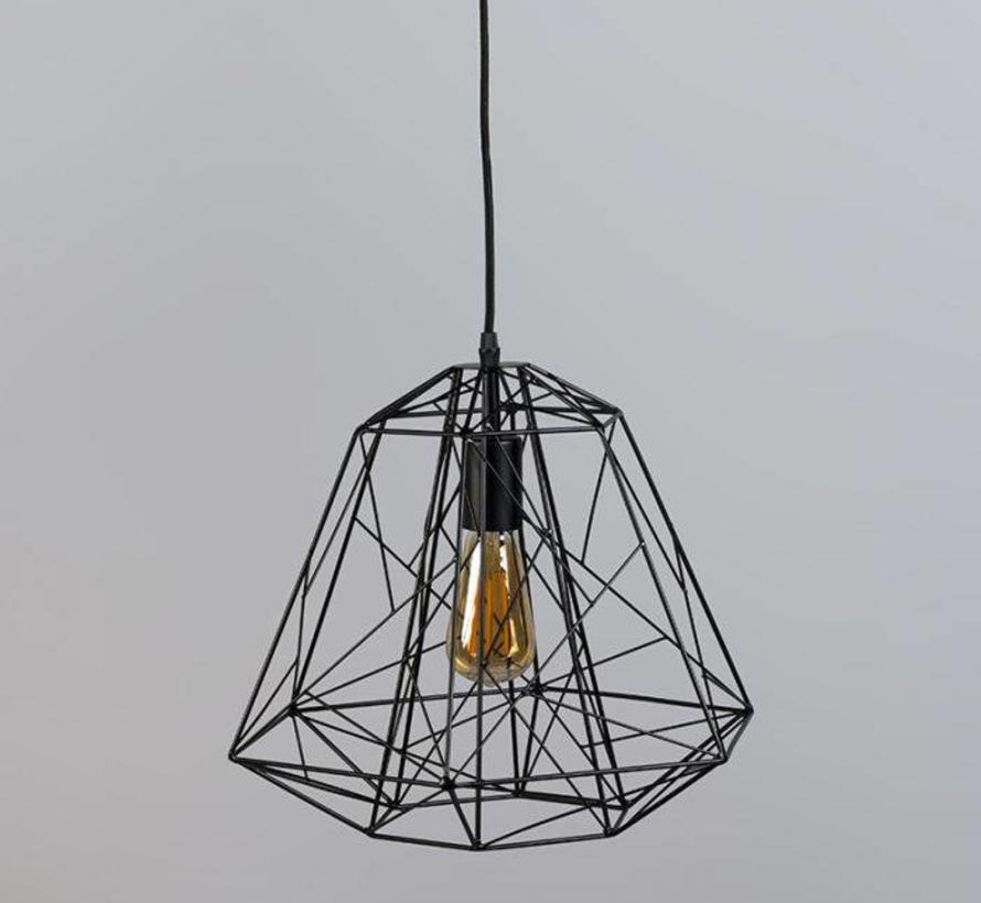 Hanglamp Framework Zwart