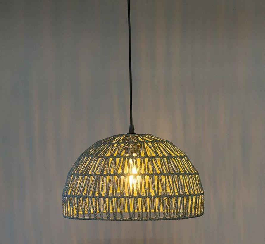 Hanglamp Papella Grijs