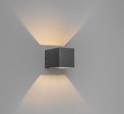 DMQ Wandlamp Fulton Antraciet