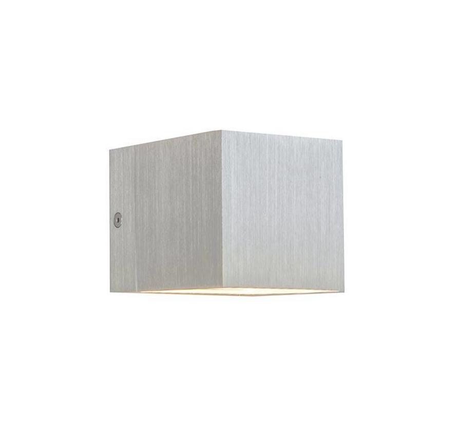 Wandlamp Transfer Aluminium