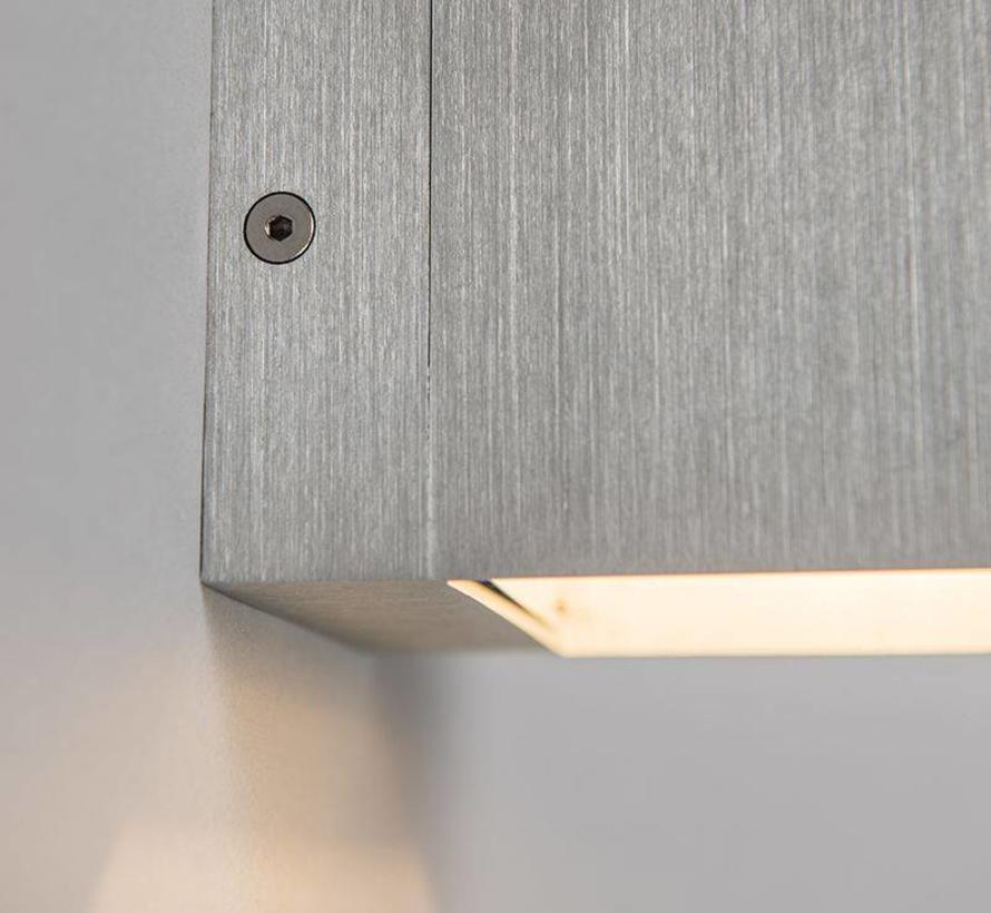 Wandlamp Fulton Aluminium