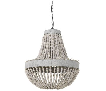 Light & Living Hanglamp Luna Kralen L