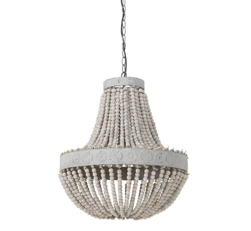 Light & Living Hanglamp Luna Kralen L