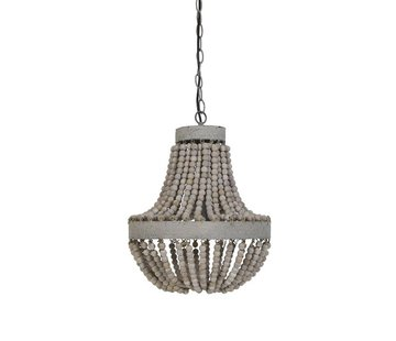 Light & Living Hanglamp Luna Kralen M