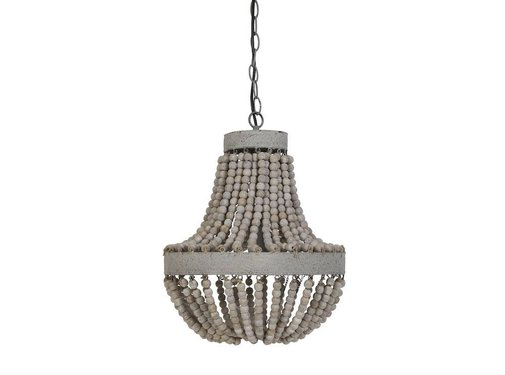 Light & Living Hanglamp Luna Kralen M