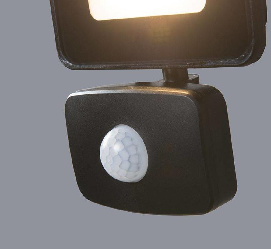 Floodlight LED 10W met Bewegingsensor