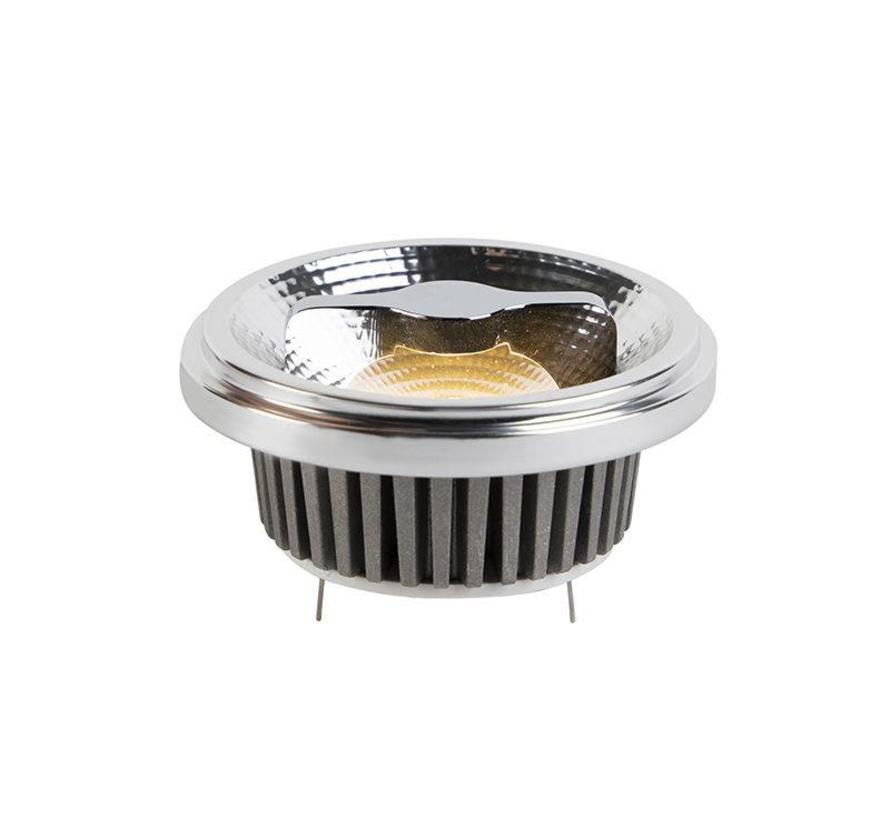 G53 / AR111 LED reflectorlamp 10W Dimbaar