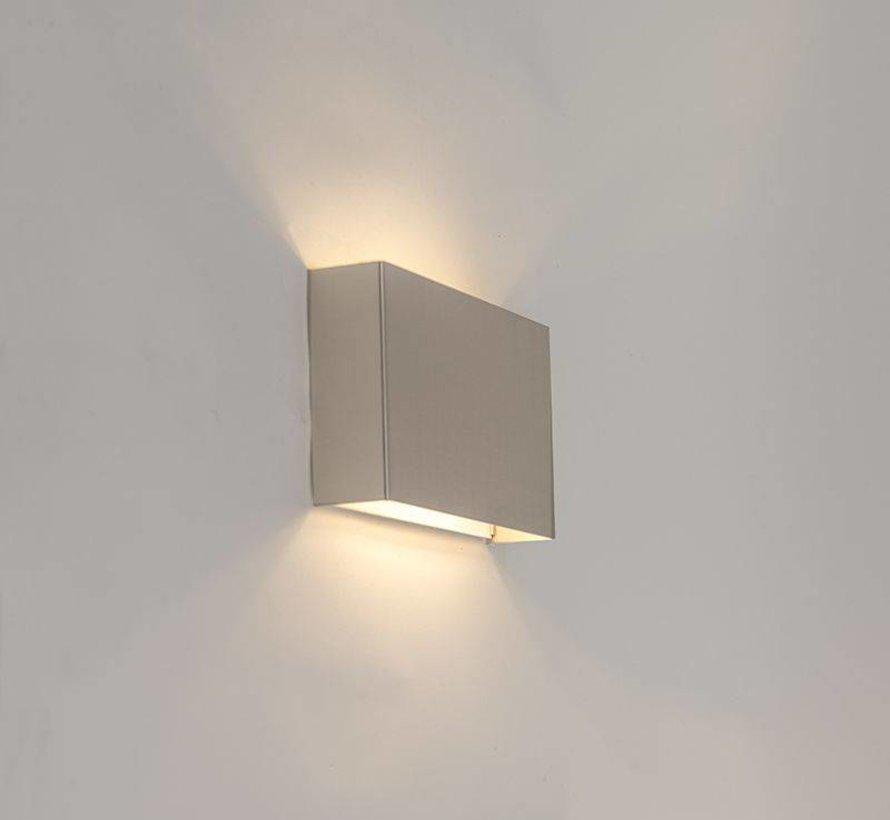 Wandlamp Otan Staal