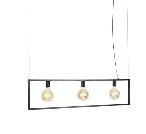 QAZQA Hanglamp Simple Cage