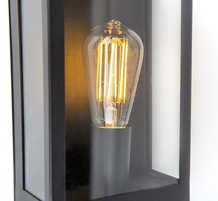 Industriële Wandlamp Buiten met schemerschakelaar – Rotterdam 1