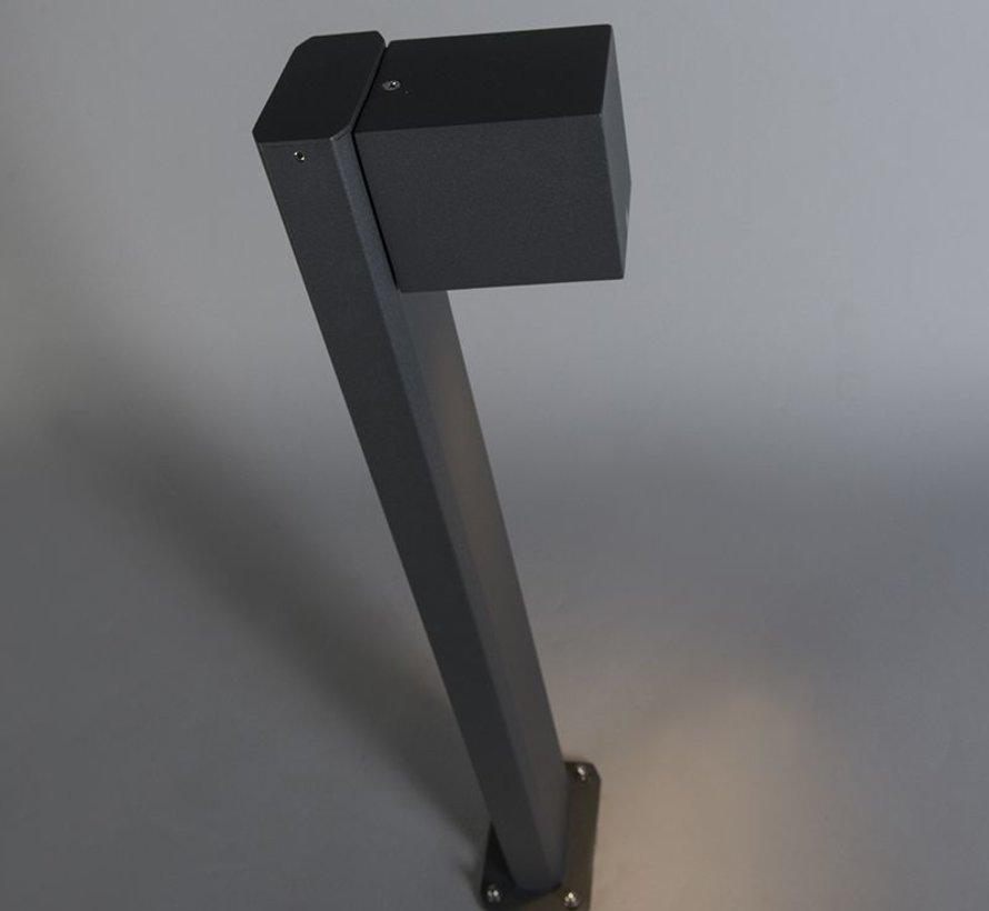 Vloerlamp buiten Baleno Paal Antraciet