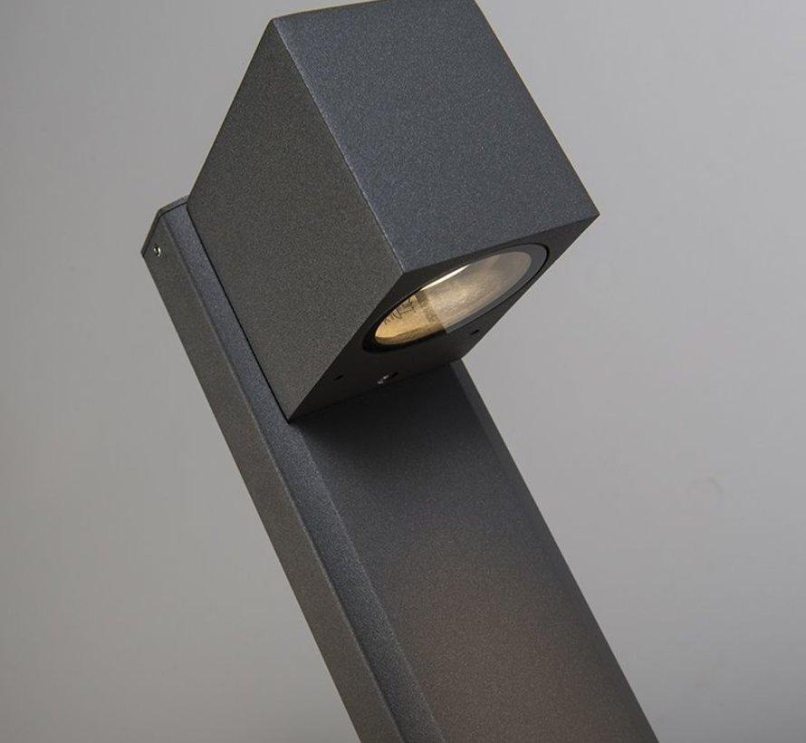 Vloerlamp buiten Baleno Paal 30 Antraciet