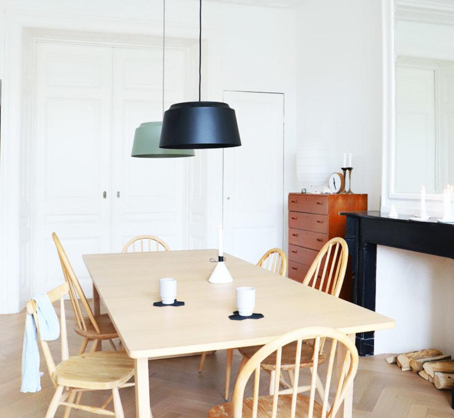 Puik Design - Hanglamp Groove 40 Groen