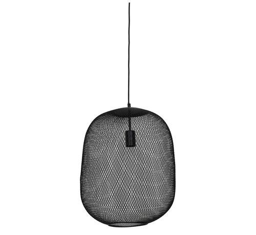 Light & Living Hanglamp Reilley Ø40×48 mat zwart