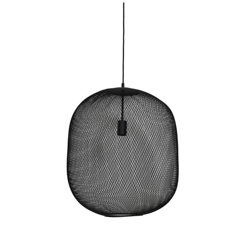 Light & Living Hanglamp Reilley Ø50×56 mat zwart