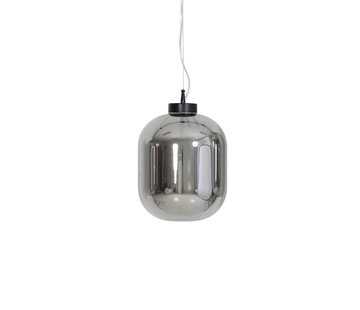 Light & Living Hanglamp Julia Ø25 smoke glas