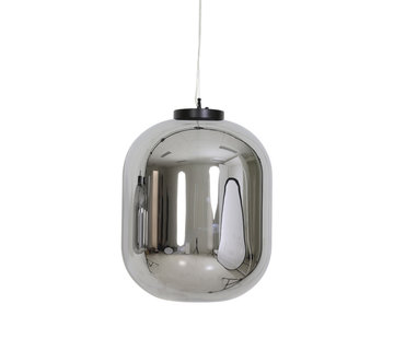 Light & Living Hanglamp Julia Ø44 smoke glas