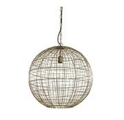 Light & Living Hanglamp Mirana Goud Ø55