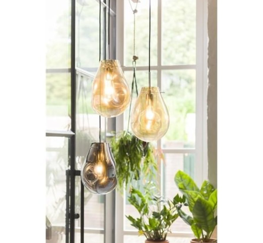 COCO Maison Hanglamp Charlie - Goud