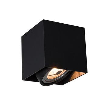 DMQ Opbouwspot New York 1-lichts Zwart