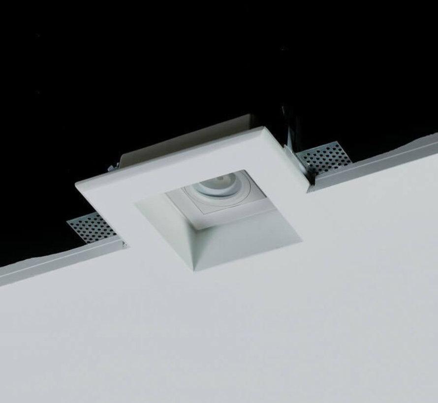 BPM Vega trimless inbouwspot vierkant