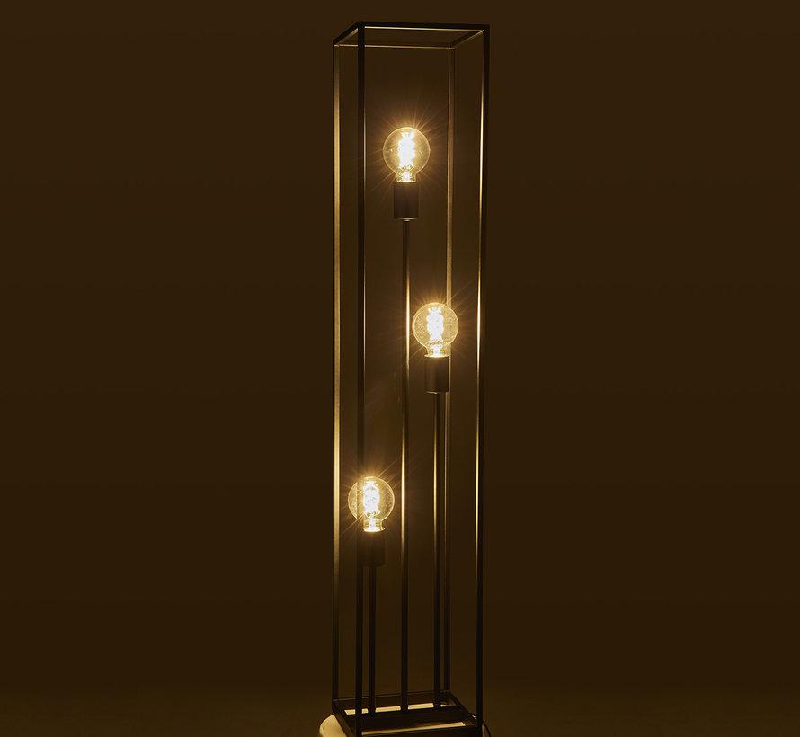 DMQ Vloerlamp Leroy 3-lichts