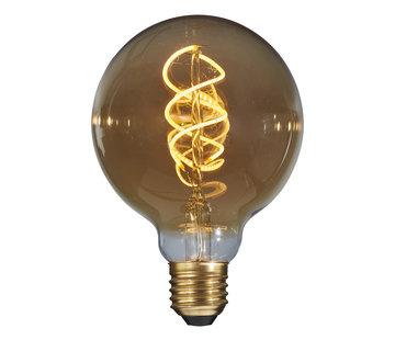 DMQ DMQ LED Lamp G95 5W - Dimbaar