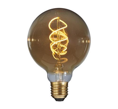 DMQ DMQ Filament LED Lamp G95 5W - Dimbaar