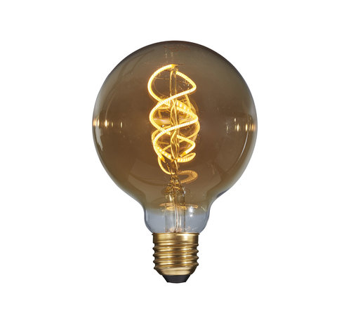DMQ DMQ Filament LED Lamp G80 5W - Dimbaar