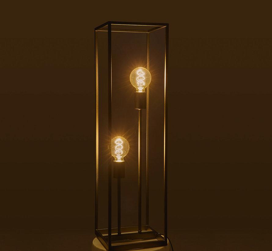 DMQ Tafellamp Leroy 2-lichts