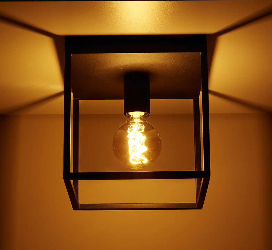 Plafondlamp Leroy Square