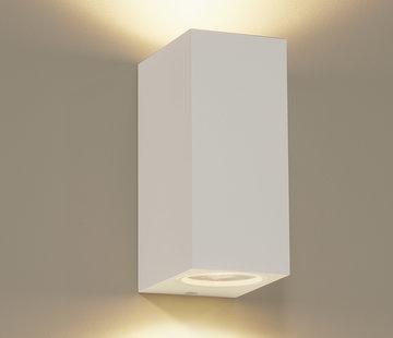 DMQ Wandlamp buiten Delmont 2 Wit