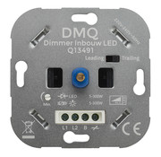 DMQ Universele Dimmer Inbouw LED