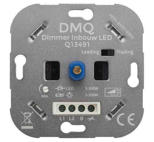 DMQ Universele Dimmer Inbouw LED