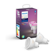 Philips Philips Hue GU10 White and Color Duo Pack