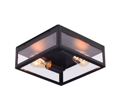 DMQ Boston Buiten Plafondlamp - 2 Lichtpunten
