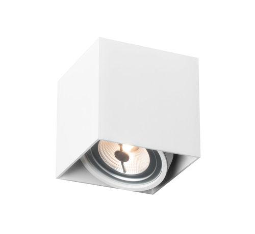 DMQ Opbouwspot New York 1-lichts Wit