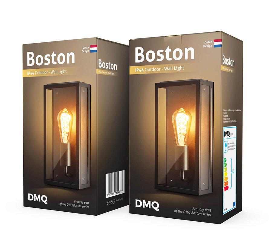 Wandlamp Boston voor Buiten