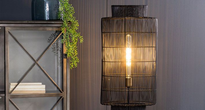 Fulton wandlamp