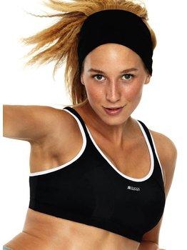 Shock Absorber Shockabsorber  Active Multi Sports Support Sport Bh zonder beugel kleur zwart of wit