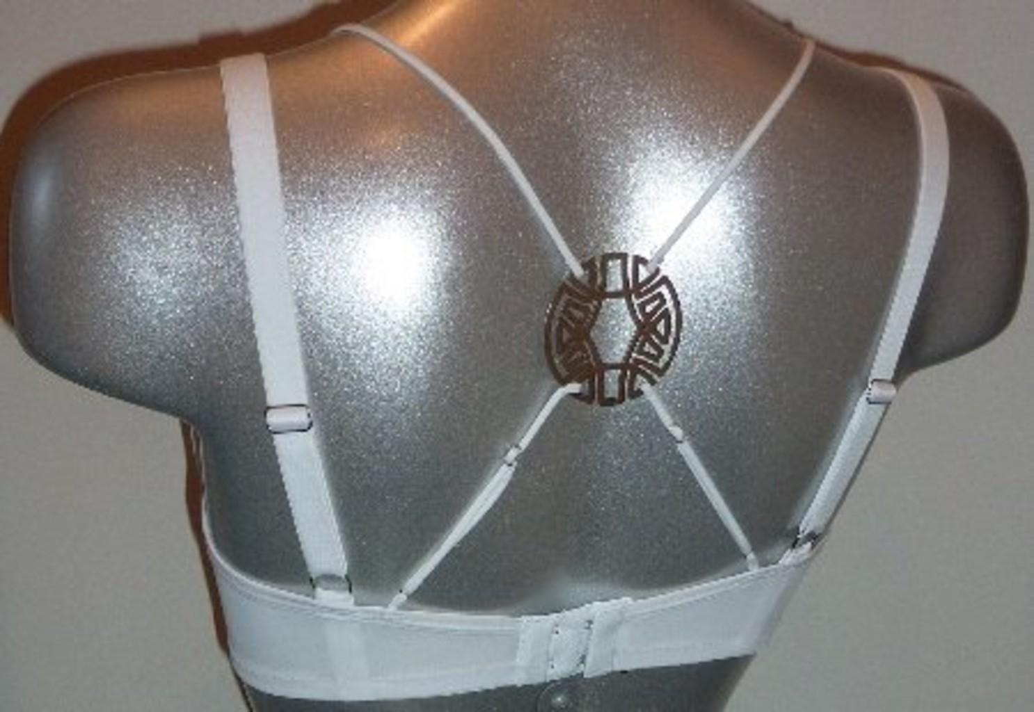 Sapph Sapph Flame Bh met licht voorgevormde cup mt A70 wit